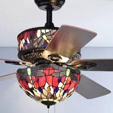 ceiling fan light 52 in 5 plywood