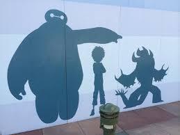 Big Hero 6 At Walt Disney phim hoạt hình Studios - Biệt Đội Big ...
