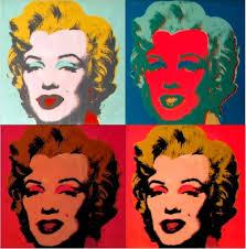 Andy Warhol Shot Marilyns