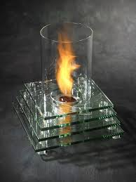 tabletop fireplaces a modern way to