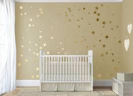 Gold Confetti Stars Star Wall Stickers Gold Wall Decal Gold Decal Gold Star Decal Gold Star Decals Confetti Wall Decal Confetti Decal Baby Nursery Decor Baby Room Decor Nursery Wall Decals