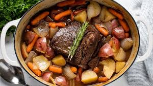 how to make clic sunday pot roast