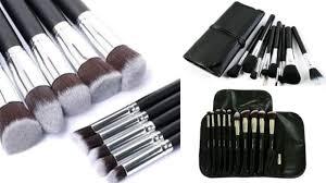 puna makeup brush set review