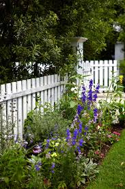 12 Charming Picket Fence Ideas Town Country Living