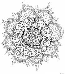 Mandala Kleurplaat Mandala Kleurplaten Kleurplaten Abstracte