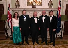 Prince Charles, George Brandis, William Russell, Hilary Russell - William  Russell and Hilary Russell Photos - The Prince Of Wales Attends A Dinner In  Aid Of The Australian Bushfire Relief And Recovery