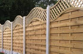 Garden Fence Panels Fencing Cocklestorm Fencing Co Ltd Manchester Bury