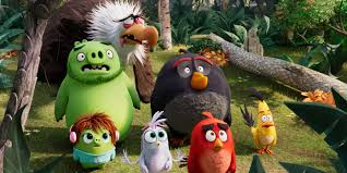 """Blu-ray Review: """"The Angry Birds Movie 2"""" Soars With ..."""