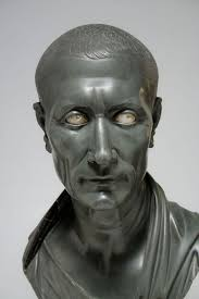 Image result for ancient statue green eyes""