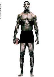 Human Body - Athletes: Adrian Wilson, Arizona Cardinals, NFL by ...