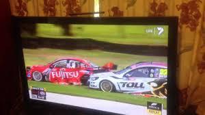 James Courtney crash v8 supercars ...