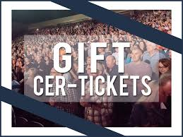 gift cer tickets north charleston