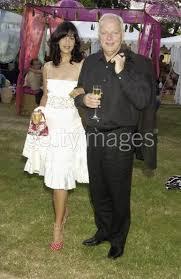 David Gilmour and Wife Polly Samson (12)