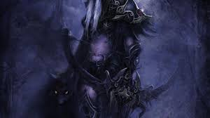 world of warcraft night elf wallpaper