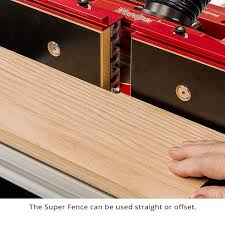 Woodpeckers Super Fence By Woodpeckers In Router Fences Woodpecker Router Jig Router Tool