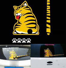 Top 10 Largest Cat Car Rear Window Wiper Decal Brands And Get Free Shipping 22elc65bi