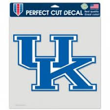 University Of Kentucky Stickers Decals Bumper Stickers