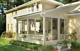cottage house plans with screened porch