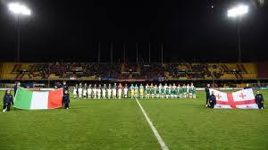 Italia - Georgia 6-0 | La partita - Calcio - Rai Sport