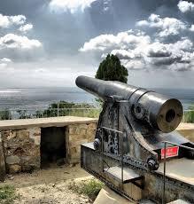 Photo, Image & Picture of Dalian Lvshun Port Arthur Rock Fort Of China
