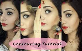 how to contour your face to look thinner