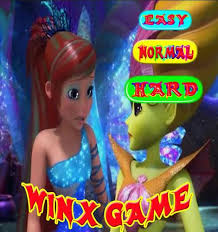 kingdom winx fairy club puzzle games