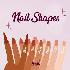 6 diffe nail shapes perfect for