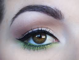 how to create a two toned eye makeup