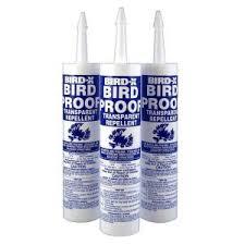 bird x bird repellent gel repellent 3