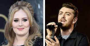 There's a theory that Sam Smith and Adele are actually the same person