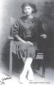 Essie Myrtle Watson (1905 - 1992) - Genealogy
