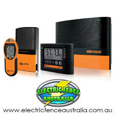 Gallagher Mb1000i Fence Energiser System With Communication Devices Electric Fence Australia