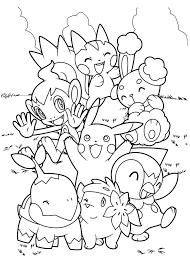 Top 93 Free Printable Pokemon Coloring Pages Online Kleurplaten