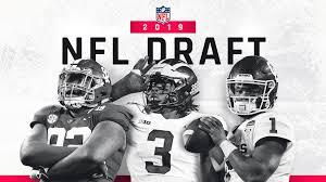 NFL Draft 2019: Start times, pick order ...