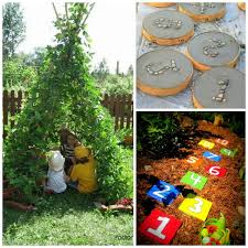 Play Garden Ideas For Kids