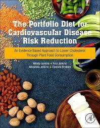 The Portfolio Diet for Cardiovascular Disease Risk Reduction by Wendy  Jenkins, Amy Jenkins | Waterstones