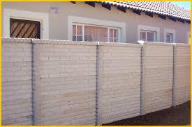 Brickcrete Plain Precast Concrete Walls Precast Walls Mooiplaats Pretoria Exclusive Walls