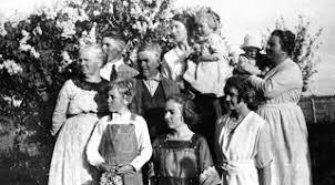 Willard and Inez Rasmussen Ancestors & Descendants: Ada May ...