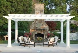 installing an outdoor fireplace viva
