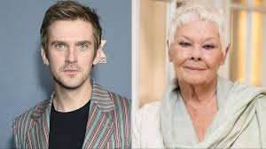 WATCH: Dan Stevens and Dame Judi Dench ...