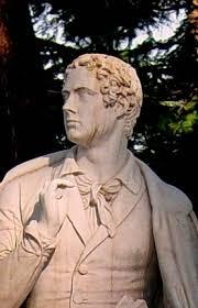FROZEN POETS: LORD BYRON / George Gordon Byron (1788 - 1824)