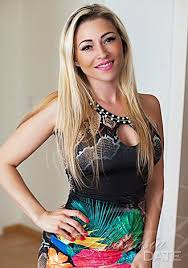 Romantic woman from Russia Adriana, Prague and her holidays