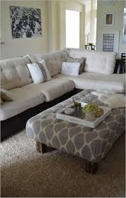 sectional sofa with dark brown