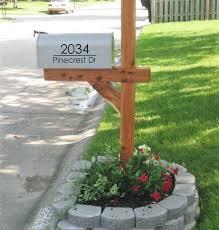 Custom Mailbox Decal Mailbox Address Decals Mailbox Etsy