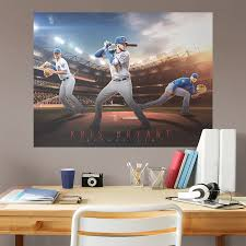 Kris Bryant Chicago Cubs Fathead Giant Removable Wall Mural