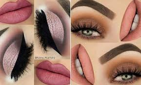 cool and trendy makeup ideas for spring