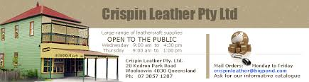 crispin leather leather craft
