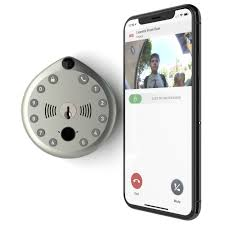 Gate Smart Lock World S First All In One Camera Smart Lock Gate Video Smart Lock