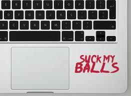 Small Penis Laptop Sticker Car Window Yeti Tumbler Appliance Funny Vin Nystash