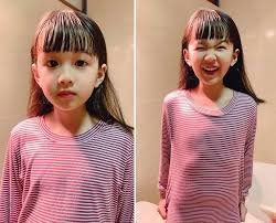 Bé gái 4 tuổi 'đốn tim' dân mạng với kiểu tóc bát úp - Báo VTC News